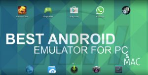 free android emulator on pc and mac